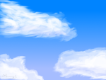 Clouds by Merengil