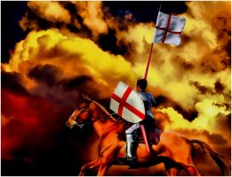 St George's Day by LAGAMISOC