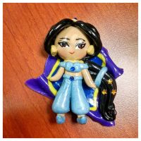 Princess Jasmine by LizaByte