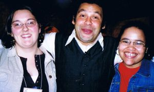 Heather. Craig Charles, and Me by fatgirlstock