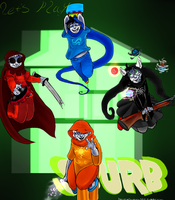 Sburb by D4gm4rs