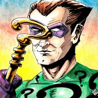 The Riddler by Barnlord