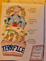 TERRIFICE (Alliteral Flavors) by Leaf-Greens