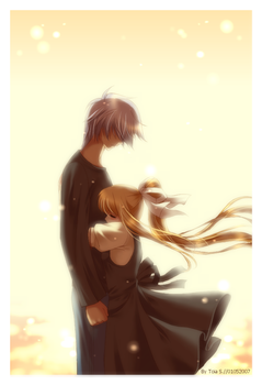Air - Embrace by toi-chan