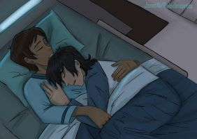 Klance for Have-Faith-in-Laith (Give-away Winner) by Jenni41