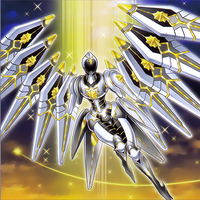 Mekk-Knight Yellow Star by Yugi-Master