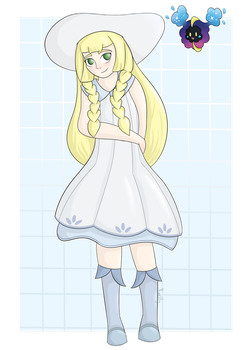lillie by LiolfLW