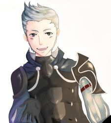 fire emblem fates silas by Alyarei