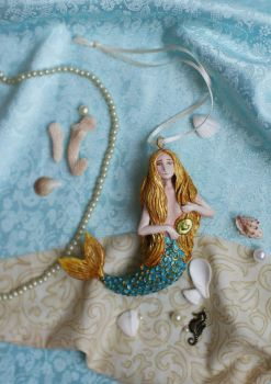 Mermaid by LiaSelina