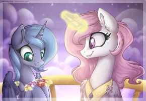 It's for you,  little sis by KeryDarling