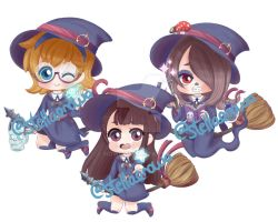 Witch Trio! by Nowii