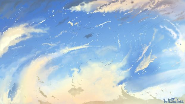 Clouds by NuclearJackal