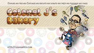 Colonel J's Bakery by Echilon
