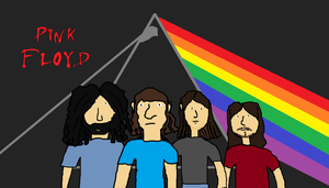 Pink Floyd by thatbeatleperson