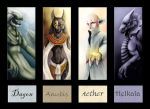 Gods by Tattered-Artemisia