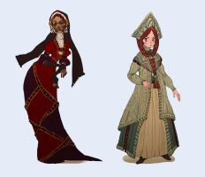 Dresses by Ailovc