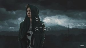 I'm only human / step by step gif by maxasabin