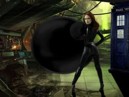 amy pond about to explode by no1drwhofan