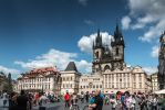 Czech paradise - people, architecture and bird by Rikitza