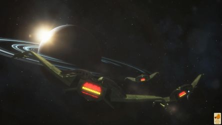 Welcome to the Klingon Empire by thefirstfleet