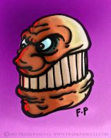 Biter Head by Prankly