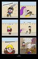 A typical Merlin episode - 7 by Xyrten