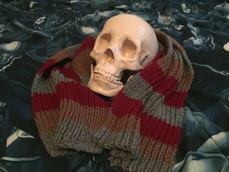 Another Simple Scarf by Loki-Of-Sassgaard