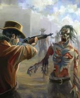 Deadland Zombies by DrStein