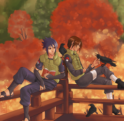 Happy Itachi day by nymphvt
