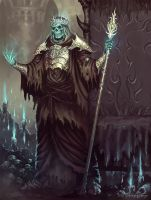 Lich by ArtDeepMind