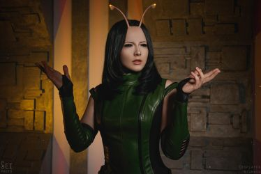 Mantis cosplay 6 (Guardians of the Galaxy vol.2) by niamash