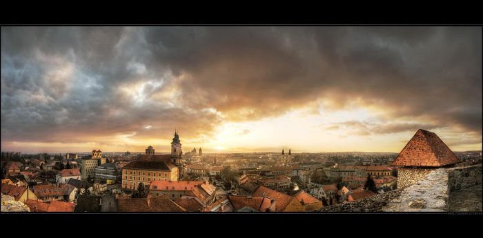 Hungarian cityscapes pt.III. by realityDream