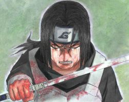 Uchiha Itachi - The One Who Endures by KCMPssj