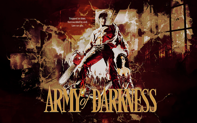 Army of Darkness: Poster by xsalvagex