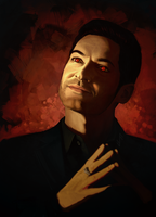 Lucifer Morningstar by Aquila--Audax