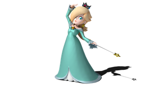 Princess Rosalina! by TheAdorableOshawott