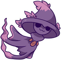 Mismagius by ForeverFrosty