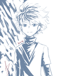 [HunterxHunter] Killua Zoldyck by Akia-apart