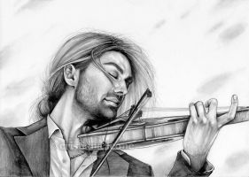 David Garrett by CristianaLeone