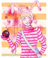 Popee The Performer Fanart by MintBunnyGirl