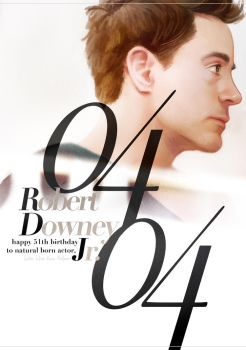 Happy Bday to Natural Born Actor by Hallpen