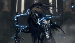Dark Souls Artorias by legendary-memory