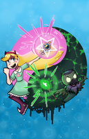 Star vs. the Forces of Evil by VisualDiscord