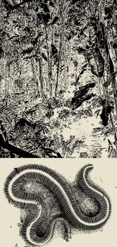 The Decomposing Snake by Red-EyedDemon