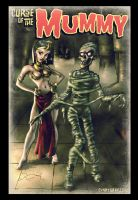 curse of the Mummy by ChadGrimm
