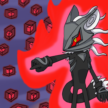 Sonic Forces Infinite by elementhedgehog