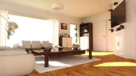 Cinema 4D - V-Ray - Interior Rendering by xerix93