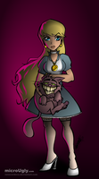 Alice - colours by microUgly