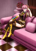 Luka's Room by Legend-poon