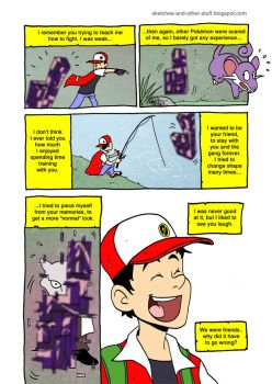 Pokemon Comic-3 by dalf-rules